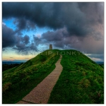 Pilgrim Path, Glastonbury Tor
