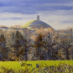 Glastonbury Tor 3 (Original)