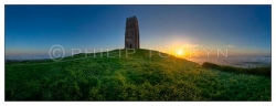 Sunrise, Glastonbury Tor