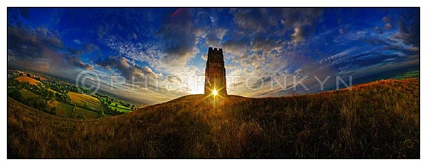 First Light, Glastonbury Tor