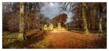 Autumn Sunlight Waylands Smithy
