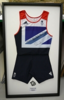 London Olympics Rowing Suit