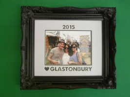 Glastonbury Festival Memory Mount