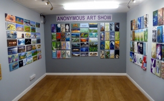 The Great Anonymous Art Show