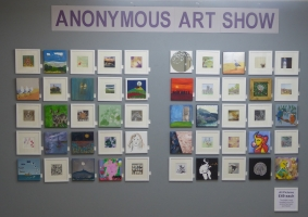 Anonymous Art Show 2019