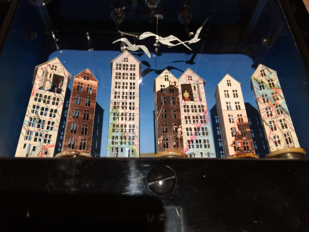 Little Paper Factory - Exhibition | Glastonbury Galleries