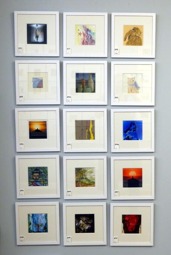 The Anonymous Art Show   Glastonbury Galleries